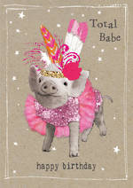 Fancy Pants Total Babe Piglet