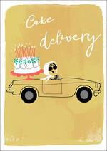 Quirky Birthday Cake Delivery
