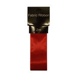 Ribbon Budget Value Fabric Hank Red
