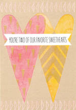 Anniversary Card Hallmark Your Sweethearts