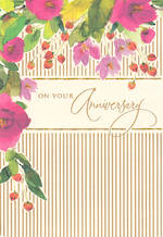 Anniversary Card Your Hallmark Flowers