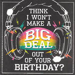 Hallmark Anthem General Birthday Big Deal