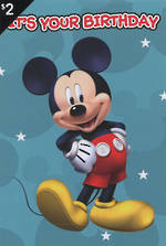 Hallmark Value: Boys Mickey Mouse