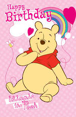 Hallmark Value: Girls Pooh