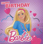 Hallmark Value: Girls Barbie