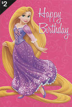 Hallmark Value: Rapunzel