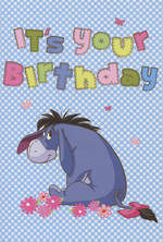 Hallmark Value: Girl Eeyore