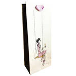 Bottle Gift Bag Megan Hess Swing