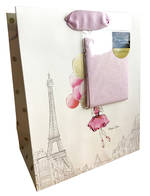 Medium Gift Bag Megan Hess Paris