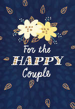 Engagement Card Hallmark Happy Couple