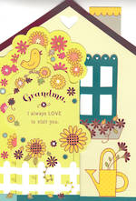 Grandmother Birthday Card Hallmark Love To Visit