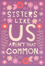 Sister Birthday Card Hallmark Like Us