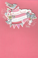 Hallmark Female Birthday Card: General