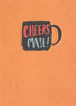Hallmark Male Birthday Card: Cheers Mate