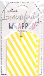 Gift Tag Pack Yellow