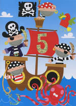 Hallmark Value: Age 5 Boy Pirates