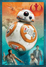 Hallmark Interactive Birthday Card Star Wars Episode VIII BB-8