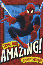 Hallmark Kids' Birthday Card Boy Spiderman