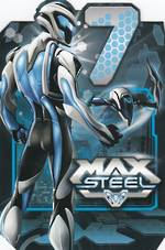 Age Card 7 Boy Max Steel