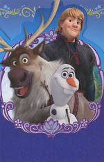 Hallmark Kids' Birthday Card Boy Frozen Christoph