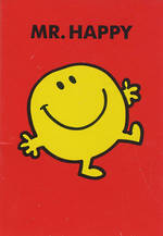 Mini Card Mr Men Mr Happy