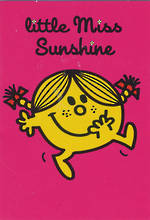 Mini Card Little Miss Sunshine