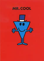 Kids' Birthday Card: Mr Men Mr Cool