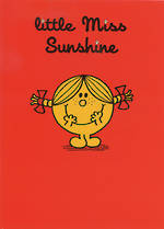 Kids' Birthday Card: Mr Men Little Miss Sunshine