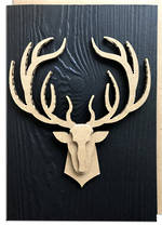 Hallmark Signature Birthday Male Stag