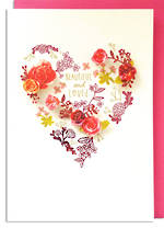 Hallmark Signature Birthday Female Loved Floral
