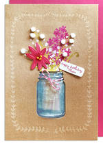 Hallmark Signature Mum Birthday Jar