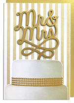 Hallmark Signature Wedding Mr & Mrs