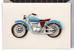 Hallmark Signature Birthday Male Motorbike