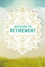 Retirement Card Hallmark Pattern