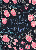 Hallmark Studio Ink Floral Wild At Heart