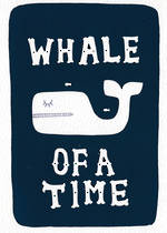 Hallmark Studio Ink Foil Whale Of A Time