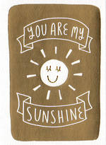 Hallmark Studio Ink Foil Sunshine