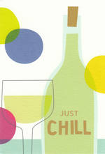 Hallmark Studio Ink Ampersand Just Chill