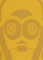 Birthday Card Star Wars C-3PO