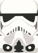 Birthday Card Star Wars Storm Trooper