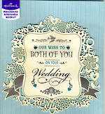Wedding Card Hallmark From Us Our Wish