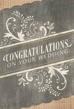 Wedding Card Hallmark Congratulations