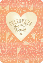 Wedding Card Hallmark Celebrate Love