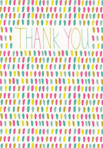Thank You Card Jessica Hogarth Pattern