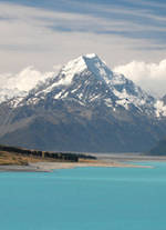 Mini Card Mt Cook