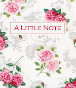 Mini Card: Little Note Rose Chintz
