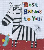 Mini Card Zebra