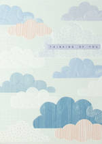 Sympathy Card Thinking of You Halcyon Clouds