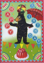Uta K Happy Birthday Bear