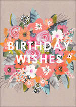 Louise Tiler Floral: Birthday Wishes